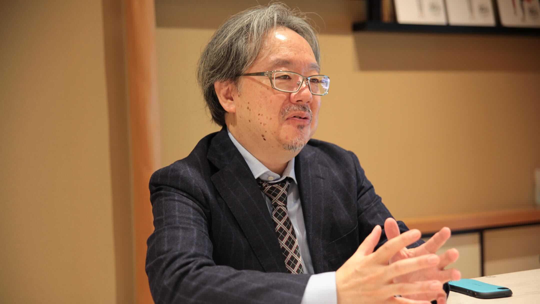 富士ゼロックス株式会社 営業計画部 働き方変革推進グループ グループ長雨宮 健敏 様