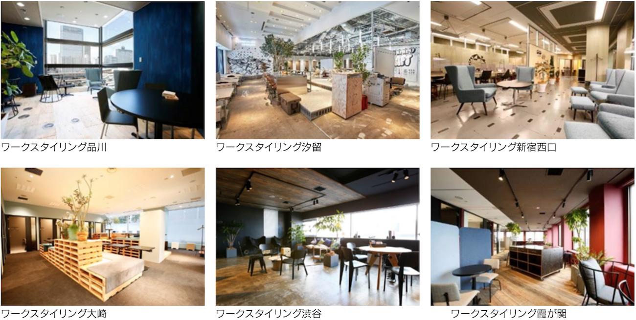 """三井不動産のシェアオフィス""""ワークスタイリング"""" オープンイノベーションサービスを本格スタート"""