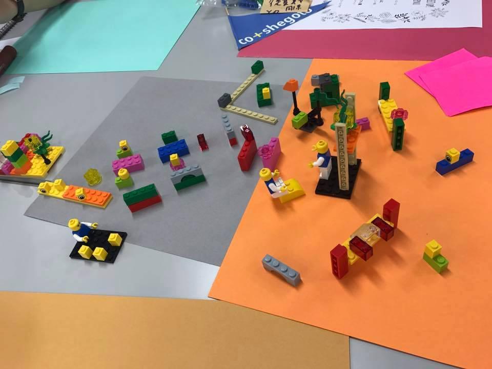 【イベント情報】【好評につき再開催】NASAでも導入されている「レゴ®シリアスプレイ®」で今年を振り返り!@八重洲 10/19(金)18時〜