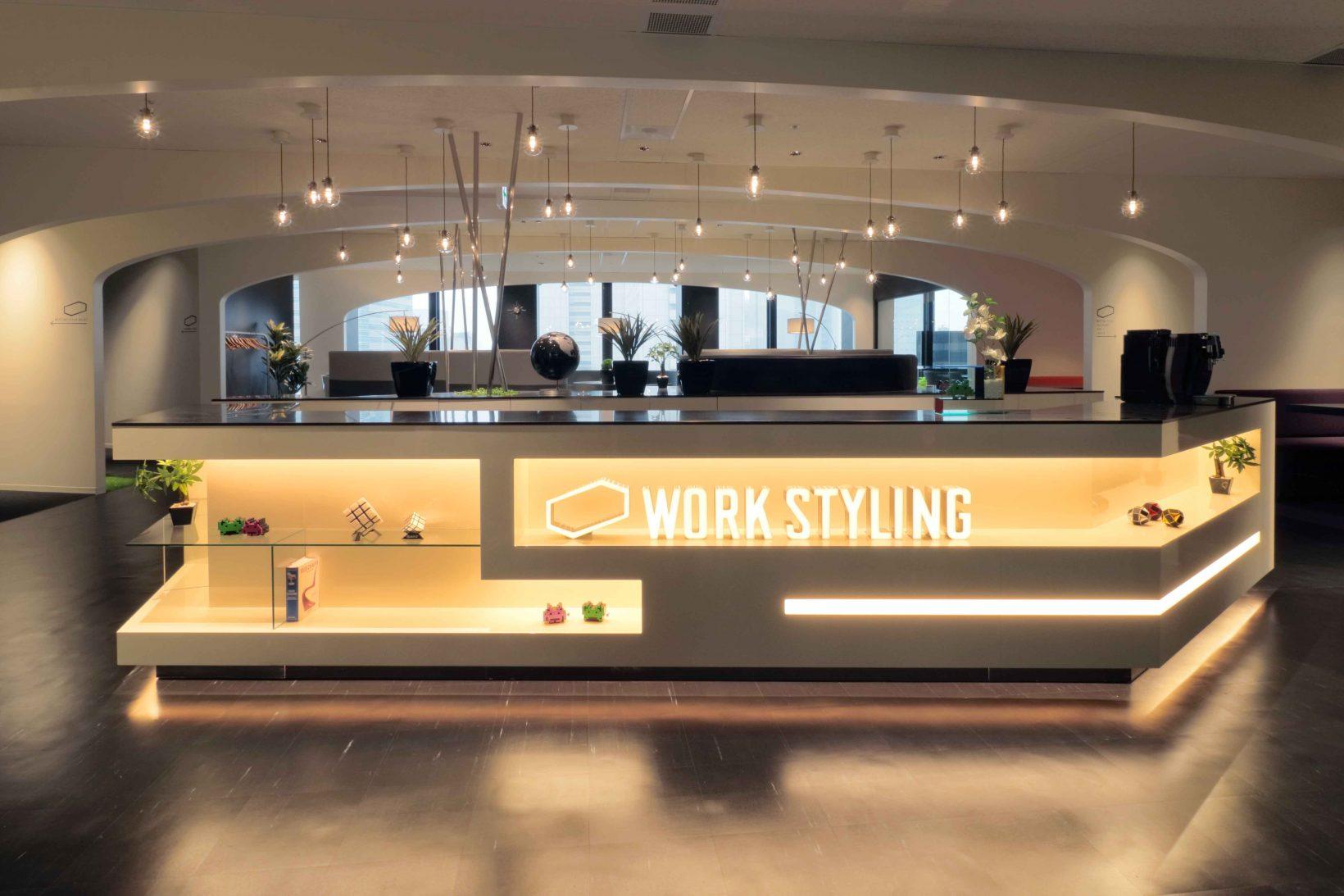 ワーク スタイリング新宿三井ビルディングがOPENしました。