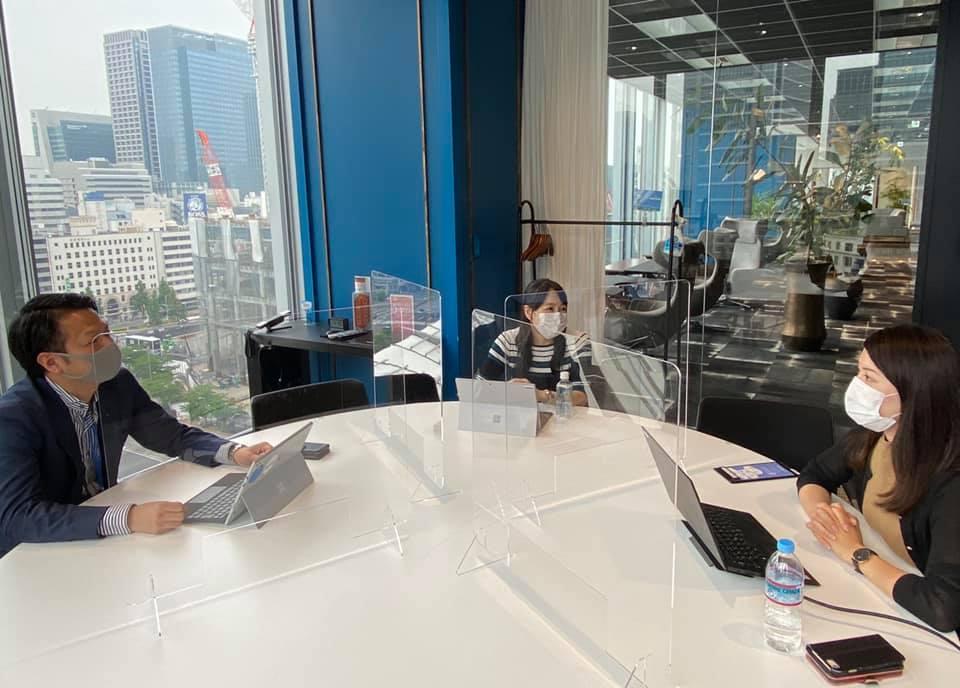 スタッフTALK:withコロナ時代のワークスタイリング ①業務の生産性向上