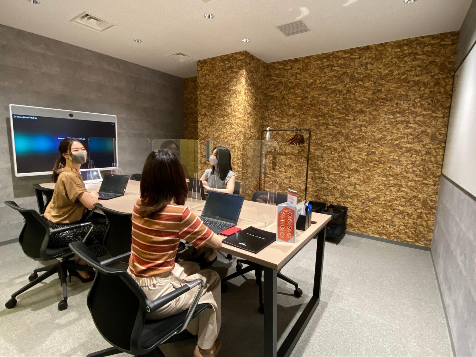 拠点の魅力紹介!恵比寿⑥会議室