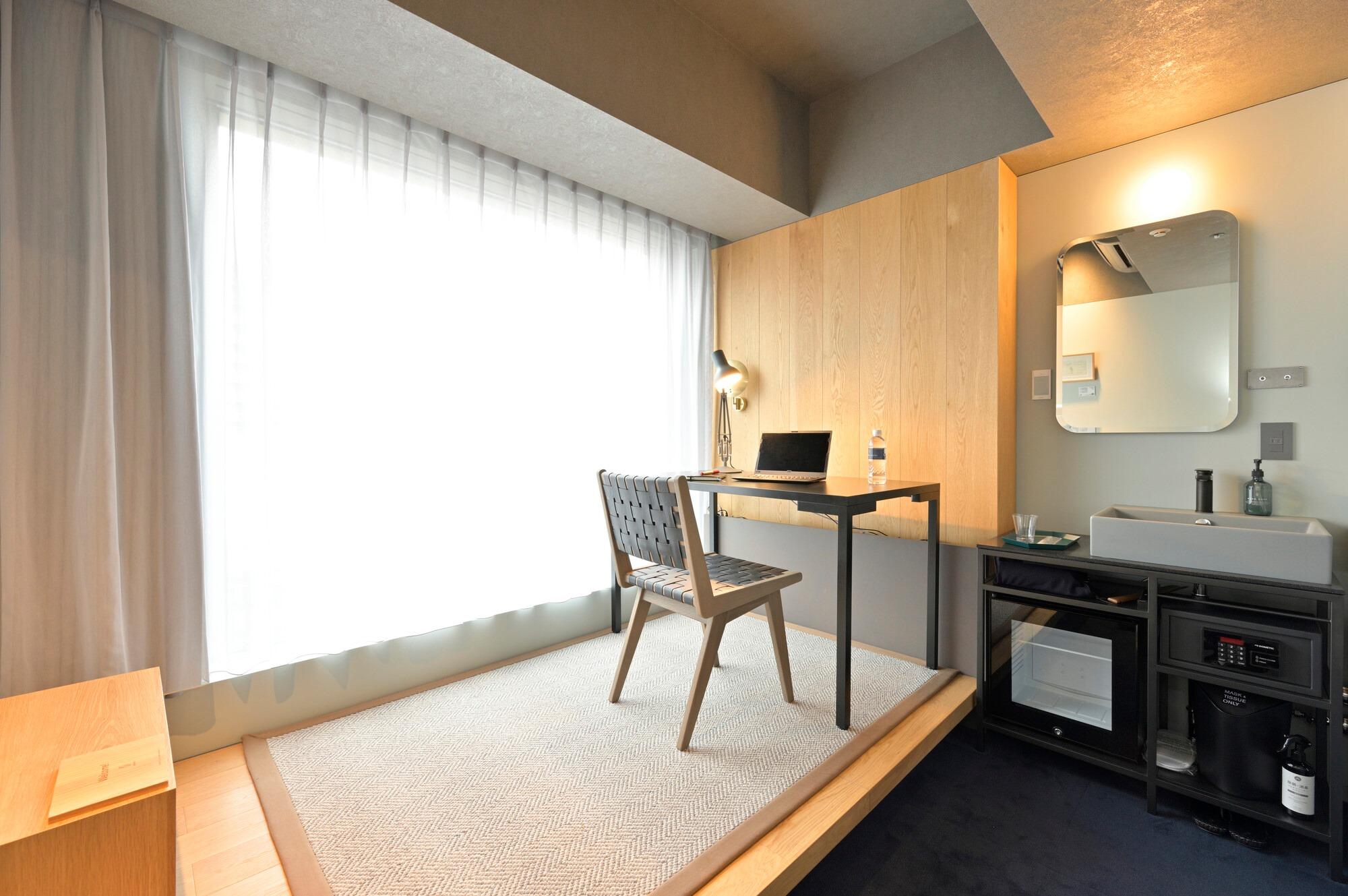 個室ワークスペースとして使えるホテルに、『sequence』が追加!